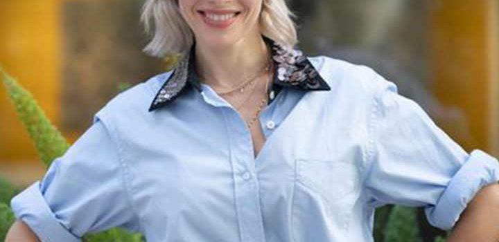 Sarah Felberaum a Benevento